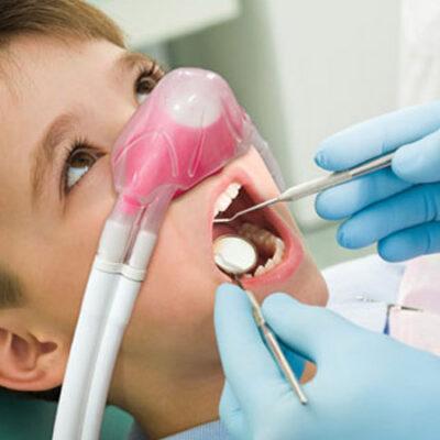 Protossido Bambino Studio dentistico Brescia